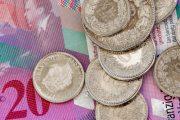 Svizzera – Consiglio Federale: riciclaggio di denaro