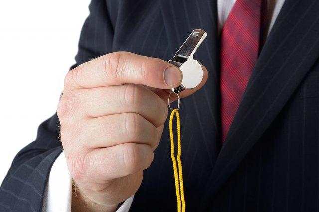Unione Fiduciaria: un fischietto contro la corruzione