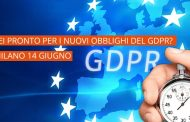 Regolamento Privacy: Convegno Privacy Unolegal 2017
