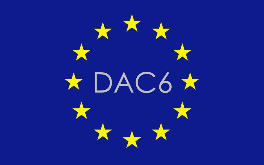 La DAC6 entra in vigore